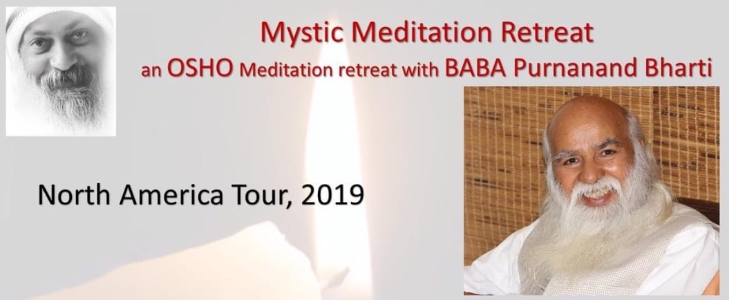 Mystic Meditation Retreat with BABA