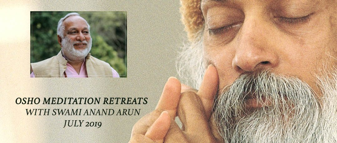 Summer Retreat with Swami Anand Arun